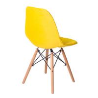 Чехол Е07 на стул Eames, желтый