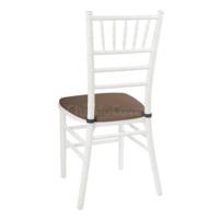 Подушка 01 для стула Кьявари, 2см, ричард коричневый