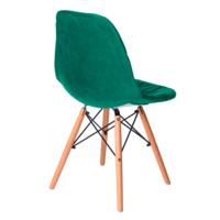 Чехол Е04 на стул Eames, зеленый