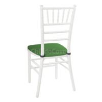 Подушка 01 для стула Кьявари, 2см, ричард зеленый
