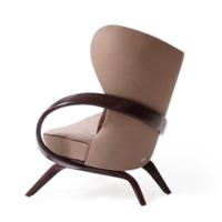 Кресло Вандерс, коричневое