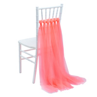 Декор на стул Кьявари 04, розовый