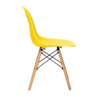 Стул Eames желтый