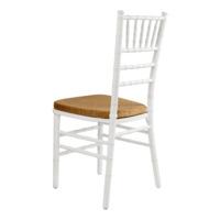 Подушка 01 для стула Кьявари, 3 см, рогожка коричневая
