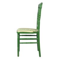 Стул Наполеон Зеленый, с подушкой