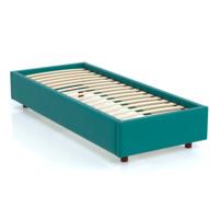 Кровать SleepBox Velvet Turquoise