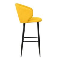 Барный стул Марк, желтый