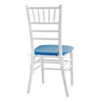 Подушка 06 для стула Кьявари, синяя