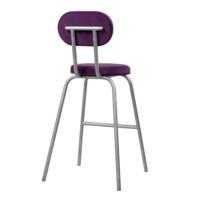 Барный стул Tois, фиолетовый