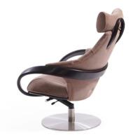 Кресло Каван, коричневое