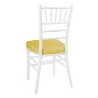 Подушка 01 для стула Кьявари, 5см, желтая