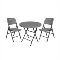 Стол складной Натали серый
