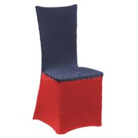 Чехол 52 на стул Кьявари, красный
