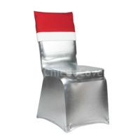 Новогодний чехол на стул 03