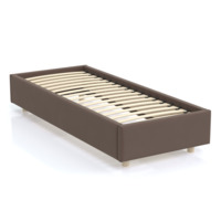 Кровать SleepBox Dark Beige