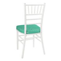 Подушка 01 для стула Кьявари, 5см, бирюзовая