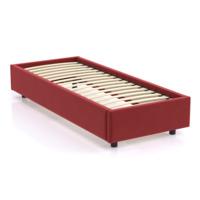 Кровать SleepBox Velvet Red