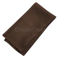 Полотенце для официанта, скатертная ткань, коричневый