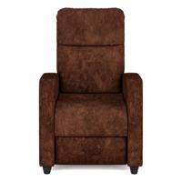 Кресло-реклайнер Финита, коричневый