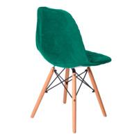 Чехол Е07 на стул Eames, зеленый