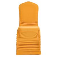 Чехол 02, спандекс, оранжевый